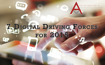 7 Digital Driving Forces for 2015