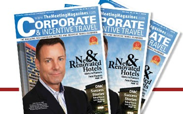 AM&HS FEATURED IN CORPORATE & INCENTIVE TRAVEL MAGAZINE