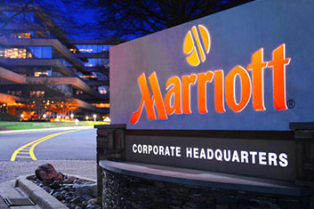 MARRIOTT COMMISSIONS NEWS